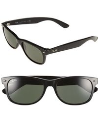 2637e9ea304 Lyst - Ray-Ban  new Wayfarer  55mm Sunglasses - in Gray for Men