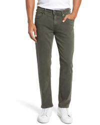 PAIGE   Transcend - Federal Slim Straight Leg Jeans   Lyst