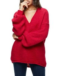 Free People   All Mine Sweater   Lyst