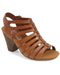 Cobb Hill - 'taylor' Caged Sandal - Lyst