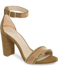 Pelle Moda - Bonnie6 Embellished Sandal - Lyst