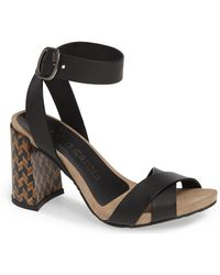 Pedro Garcia - Yemba Embellished Heel Sandal - Lyst