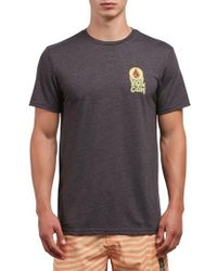 Volcom - Sundown T-shirt - Lyst