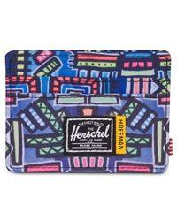 Herschel Supply Co. - Hoffman Charlie Card Case - Lyst