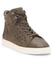 Vince Camuto - Bestinda Studded High Top Sneaker - Lyst