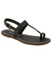 Bernardo - Bernardo Maverick Leather Sandal - Lyst