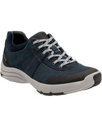 Clarks - Clarks Wave Andes Sneaker - Lyst