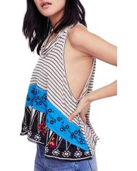 Free People - North South Tank - Lyst