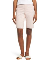Jag Jeans - Gracie Bermuda Shorts - Lyst