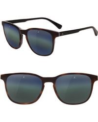 fe13087fe44 Lyst - Vuarnet District Medium 53mm Sunglasses - Pure Grey in Gray ...