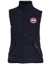 Canada Goose - Freestyle Down Vest Jacket - Lyst