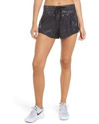 Zella | Boxer Babe Shorts | Lyst