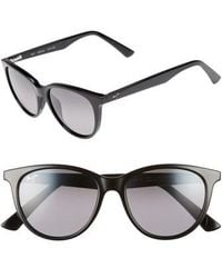 Maui Jim - Cathedrals 52mm Polarizedplus2 Cat Eye Sunglasses - Lyst