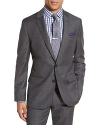 J.Crew | J.crew Ludlow Trim Fit Solid Wool Sport Coat | Lyst
