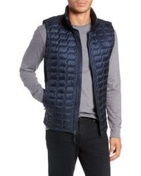 eb0234cf7 Lyst - The North Face 'thermoball' Packable Primaloft Vest, Grey in ...
