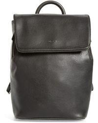 Matt & Nat - Mini Fabi Faux Leather Backpack - Lyst