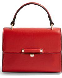 TOPSHOP - Mini Marissa Top Handle Bag - - Lyst