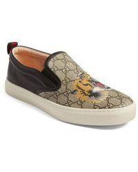Gucci - Dublin Slip-on Sneaker - Lyst