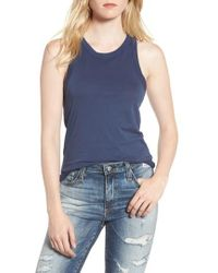 AG Jeans - Lexi Tank - Lyst