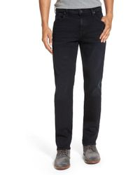 7 For All Mankind - 7 For All Mankind 'standard - Luxe Performance' Straight Leg Jeans - Lyst