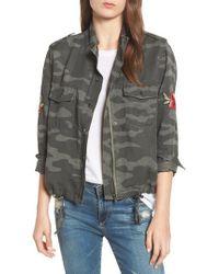 Rails - Collins Military Jacket - Lyst