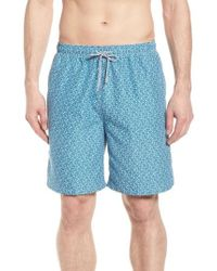 Peter Millar - Night Swimming Swim Trunks - Lyst