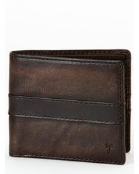 Frye | 'oliver' Leather Billfold Wallet | Lyst