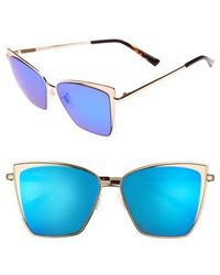 DIFF - Becky 57mm Sunglasses - Lyst