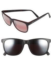 Maui Jim   Tail Slide 53mm Polarized Sunglasses   Lyst