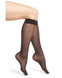Wolford - Sarah Jessica Trouser Socks - Lyst