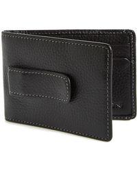 Boconi - 'tyler' Money Clip Wallet - Lyst