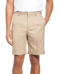 Bobby Jones - Flat Front Tech Shorts - Lyst