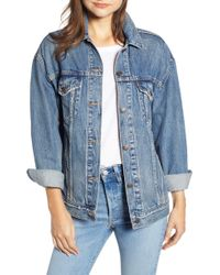 Levi's Baggy Trucker Denim Jacket
