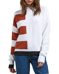 Volcom - Cold Stripe Sweater - Lyst
