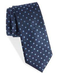 Nordstrom - Mauro Neat Silk Tie - Lyst