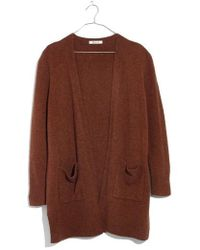 Madewell - Kent Cardigan Sweater - Lyst