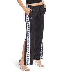 Kappa - Banda Astoria Tear-away Track Pant - Lyst