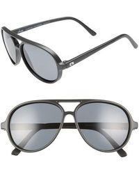 Rheos Gear - Palmettos Floating 60mm Polarized Aviator Sunglasses - - Lyst