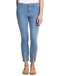 Sanctuary - Robbie Spring Slit Jeans - Lyst