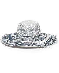 Caslon | Caslon Floppy Straw Hat | Lyst