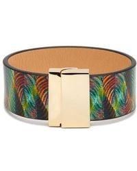 Vince Camuto - Leather Strap Bracelet - Lyst