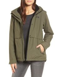 a3f9ed560464 Lyst - The north face Mashup Jacket in Green