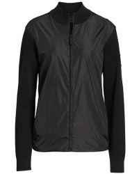 Canada Goose - Windbridge Zip Front Sweater Jacket - Lyst