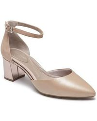 Rockport | Total Motion Salima Luxe Pump | Lyst