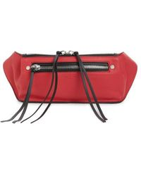 Rag & Bone | Large Ellis Leather Belt Bag | Lyst