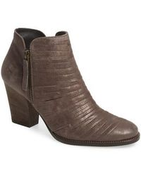 Paul Green - Malibu Leather Ankle Boots - Lyst