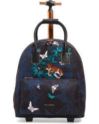 Ted Baker - Houdinii Nylon Travel Bag - Lyst