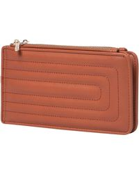 Urban Originals - Imagine Quilted Vegan Leather Wallet - Lyst