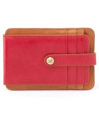 Hobo | Access Bifold Leather Card Case | Lyst