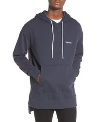 Zanerobe - Brand Rugger Hooded Sweatshirt - Lyst